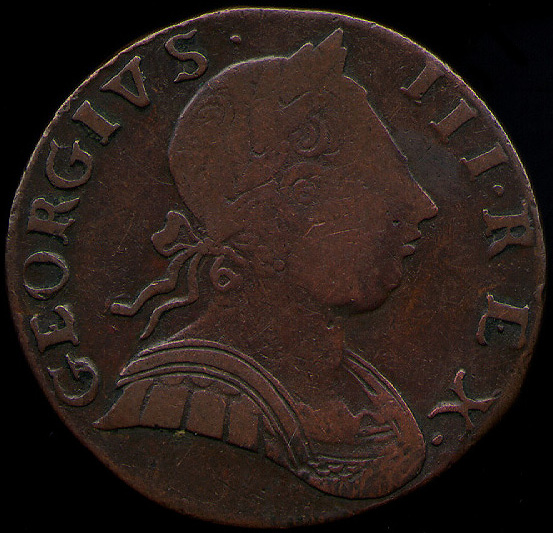 Counterfeit British Coppers