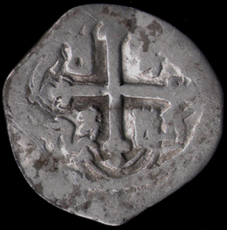 Spanish Silver Cobs